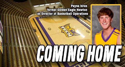 Former Golden Eagle Newton named Director of Basketball Operations