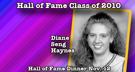 Diane Seng Haynes to join TTU Sports Hall of Fame