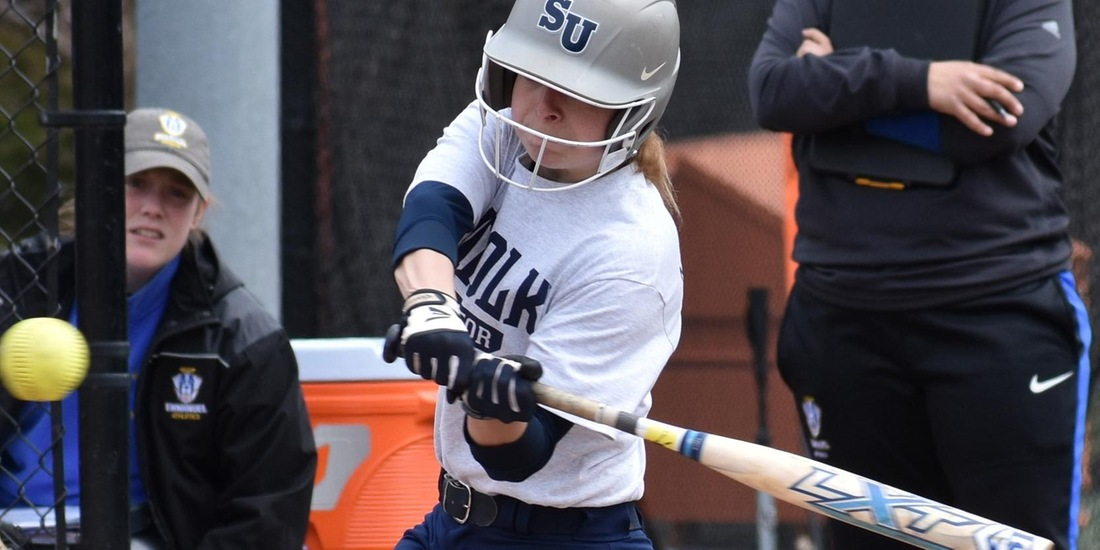 Softball Bests St. Joseph (Conn.), 5-1, in Series Opener