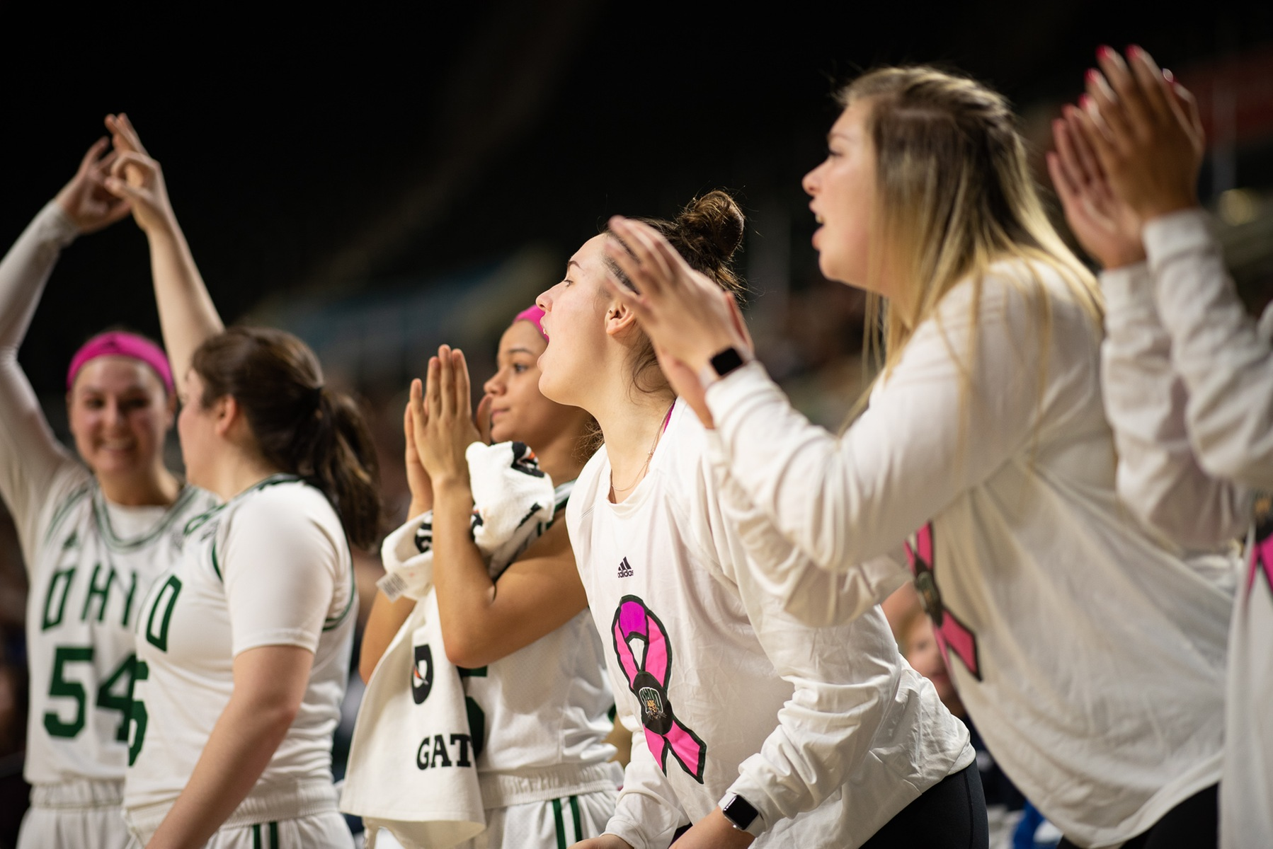 Ohio Women's Basketball Hosts Buffalo on Wednesday