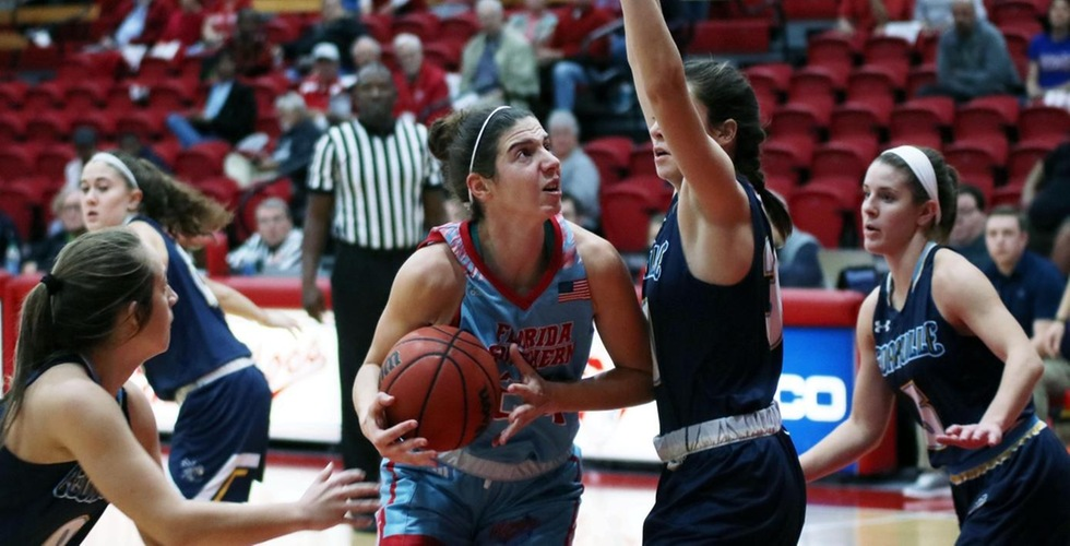 Women's Basketball Cruises Past Yellow Jackets