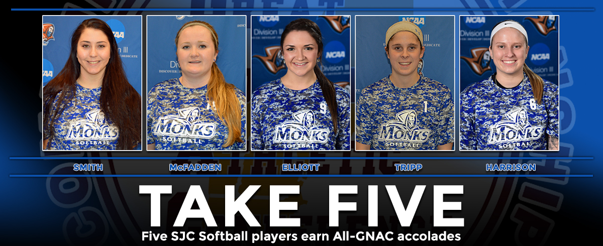 Five SJC Softball Players Claim All-Conference Honors