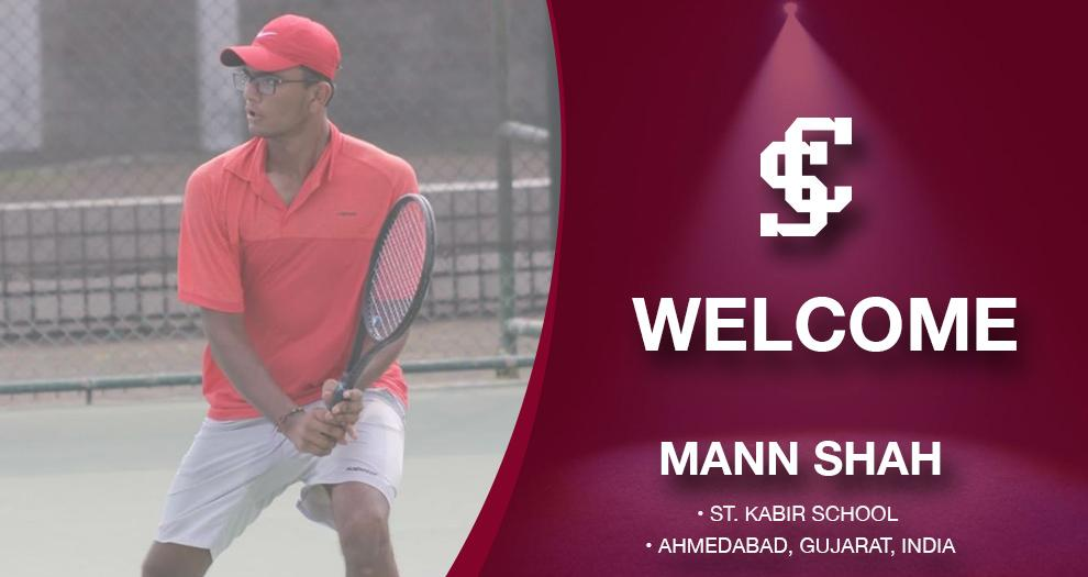 Men's Tennis Signs No. 67-Ranked ITF World Junior Player