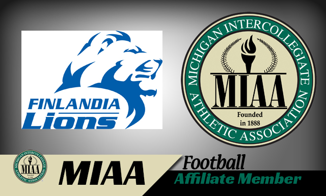 Michigan Intercollegiate Athletic Association Accepts Finlandia as Football Affiliate Beginning in 2018