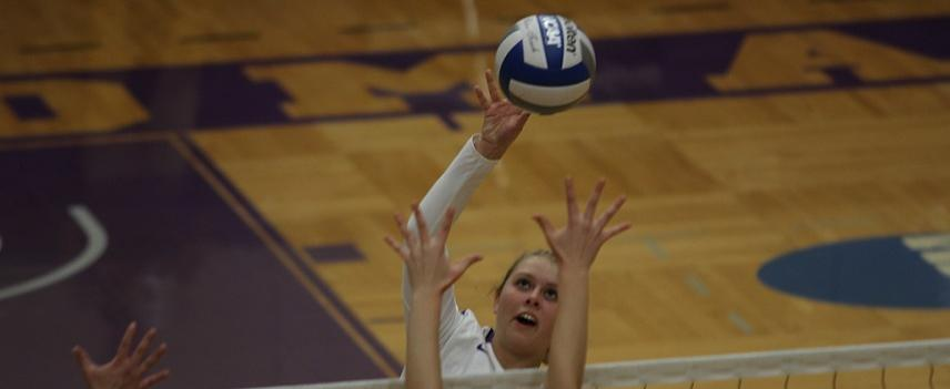 Volleyball moves closer to MIAC title share