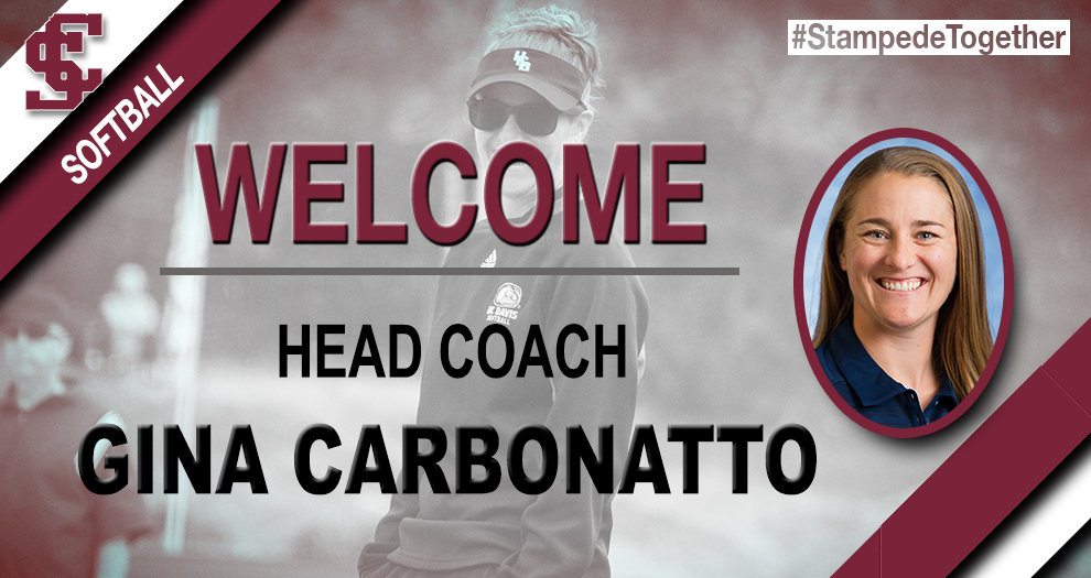 Softball Hires Gina Carbonatto as Head Coach