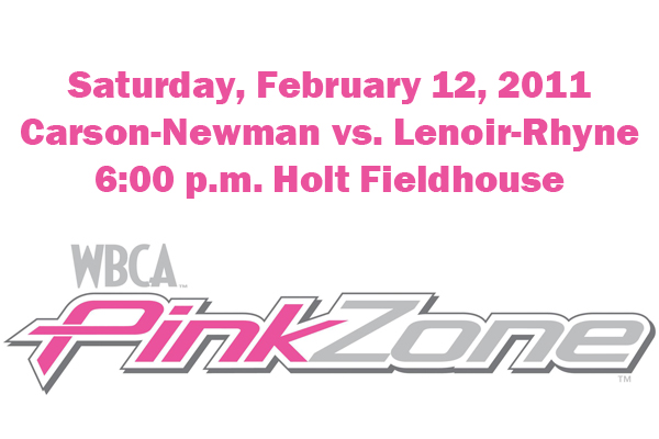 Lady Eagles to host WBCA Pink Zone© game on Saturday
