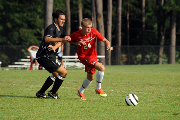 Huntingdon men's soccer falls to Ferrum in OT