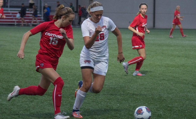 Women's Soccer Stung in OT at UW-Oshkosh