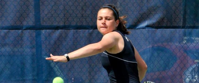 Roberta Bergstein '14 (photo by Sportspix/Jan Volk)