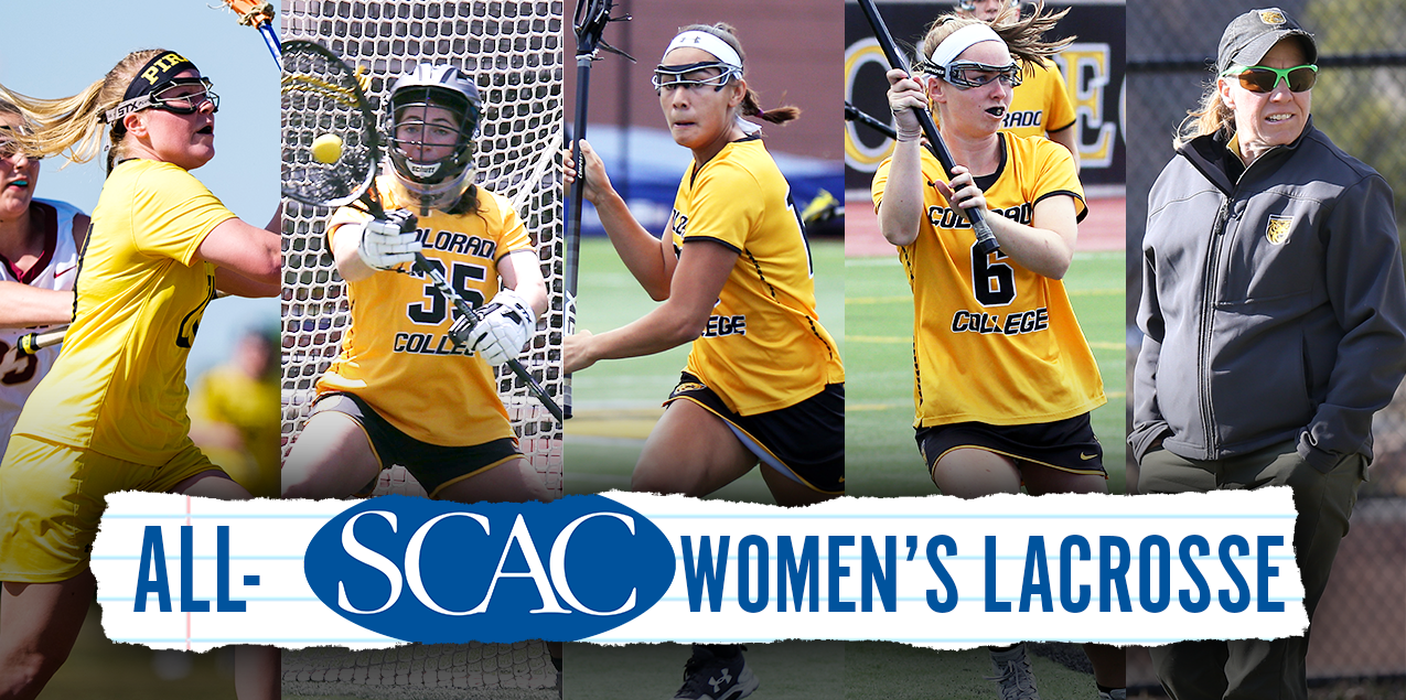 SCAC Announces 2019 All-Conference Women's Lacrosse Team
