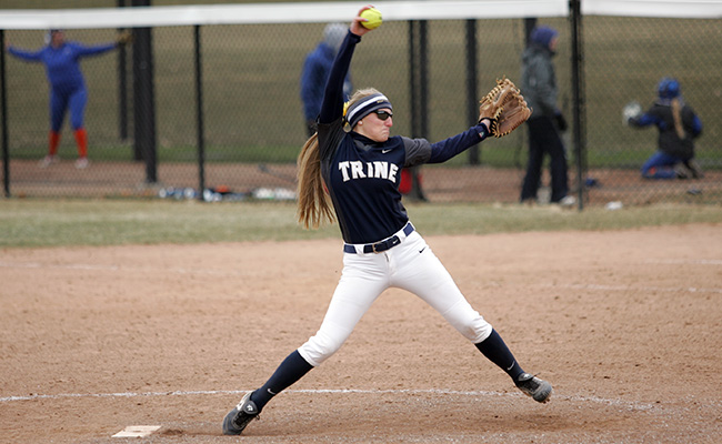 Softball Finishes Trip with Two More Wins