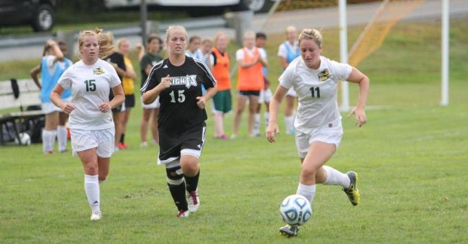 Lyndon women blank Vermont Tech