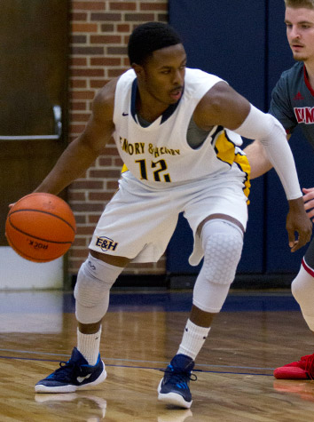 Emory & Henry Men's Basketball Defeats Randolph, 64-60, Monday Evening At Home
