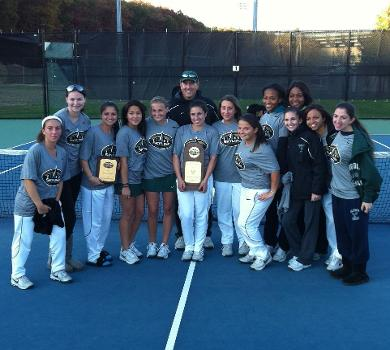 Rams Claim First-Ever Skyline Championship