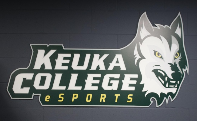 Roger Williams Tops Keuka College in League of Legends