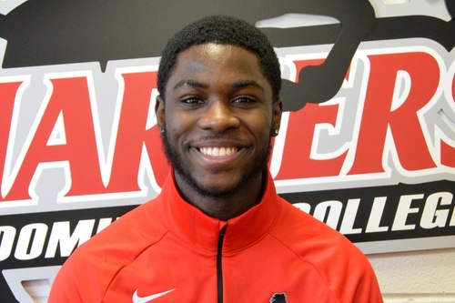 DOMINICAN'S ADAMS NAMED CACC MEN'S FIELD ROOKIE OF THE WEEK