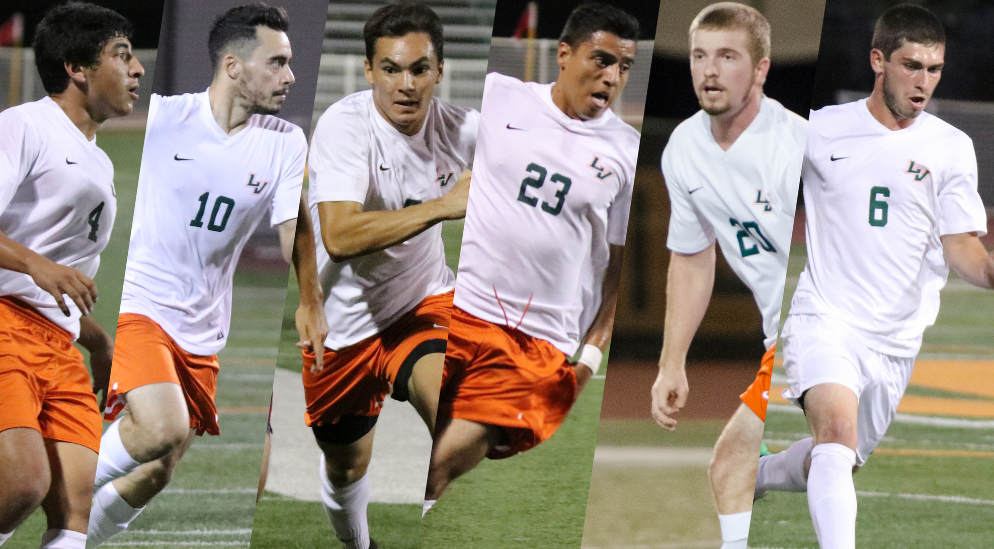 Uribe named SCIAC Athlete of the Year, La Verne lands six on All-SCIAC