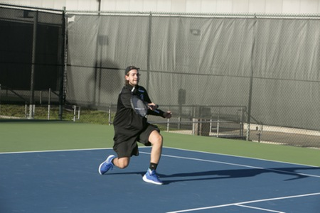 Men's Tennis: Berkeley 5, Culinary 4