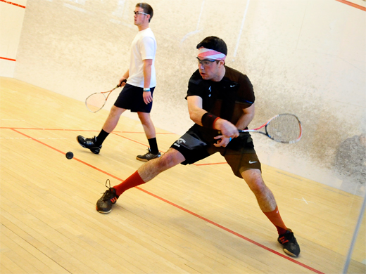 Season Preview: Men's squash turns to veteran line-up for continued success