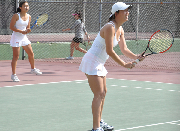 Momentous All-Conference Honors for Tennis