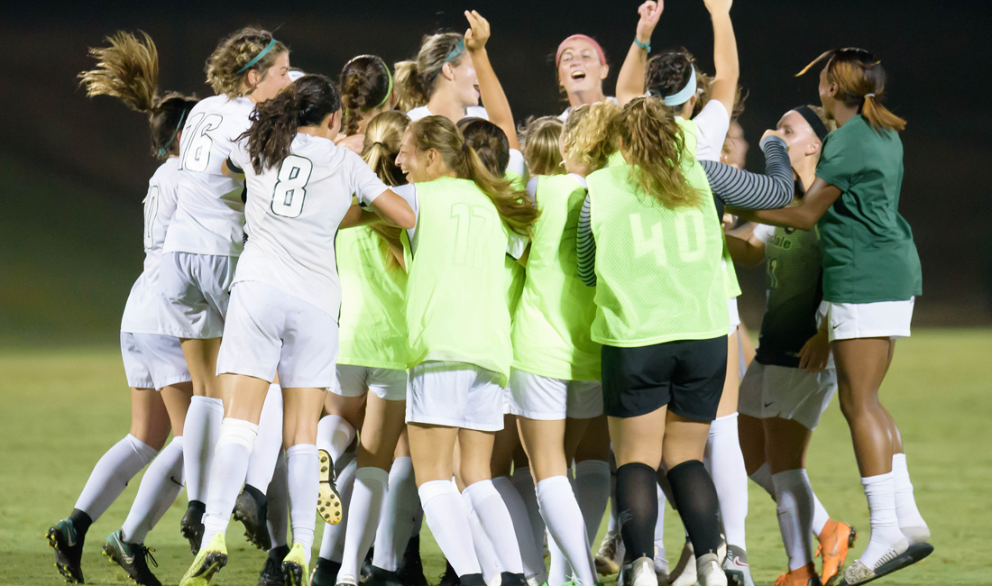 USC Upstate Storms Back in Second Half to Defeat Winthrop 4-2