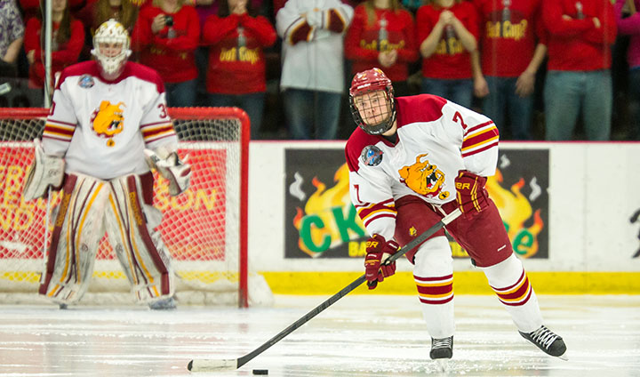 PREVIEW: Ferris State Hockey Opens 2013-14 Campaign At Colgate This Weekend
