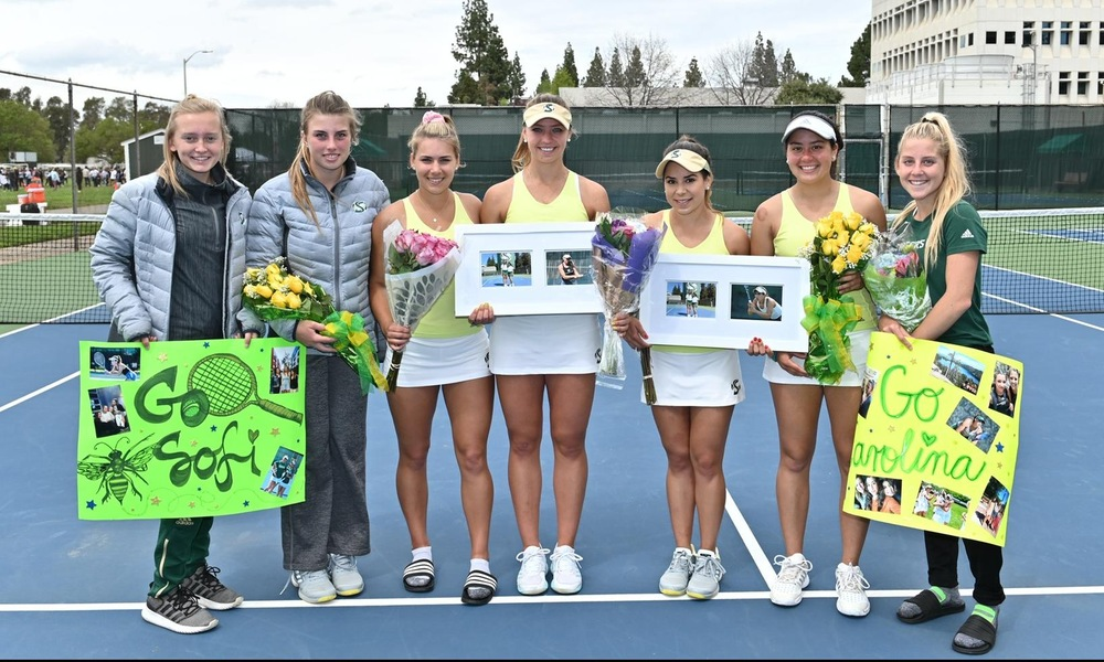 WOMEN'S TENNIS OPENS BIG SKY TOURNAMENT PLAY ON THURSDAY IN PHOENIX
