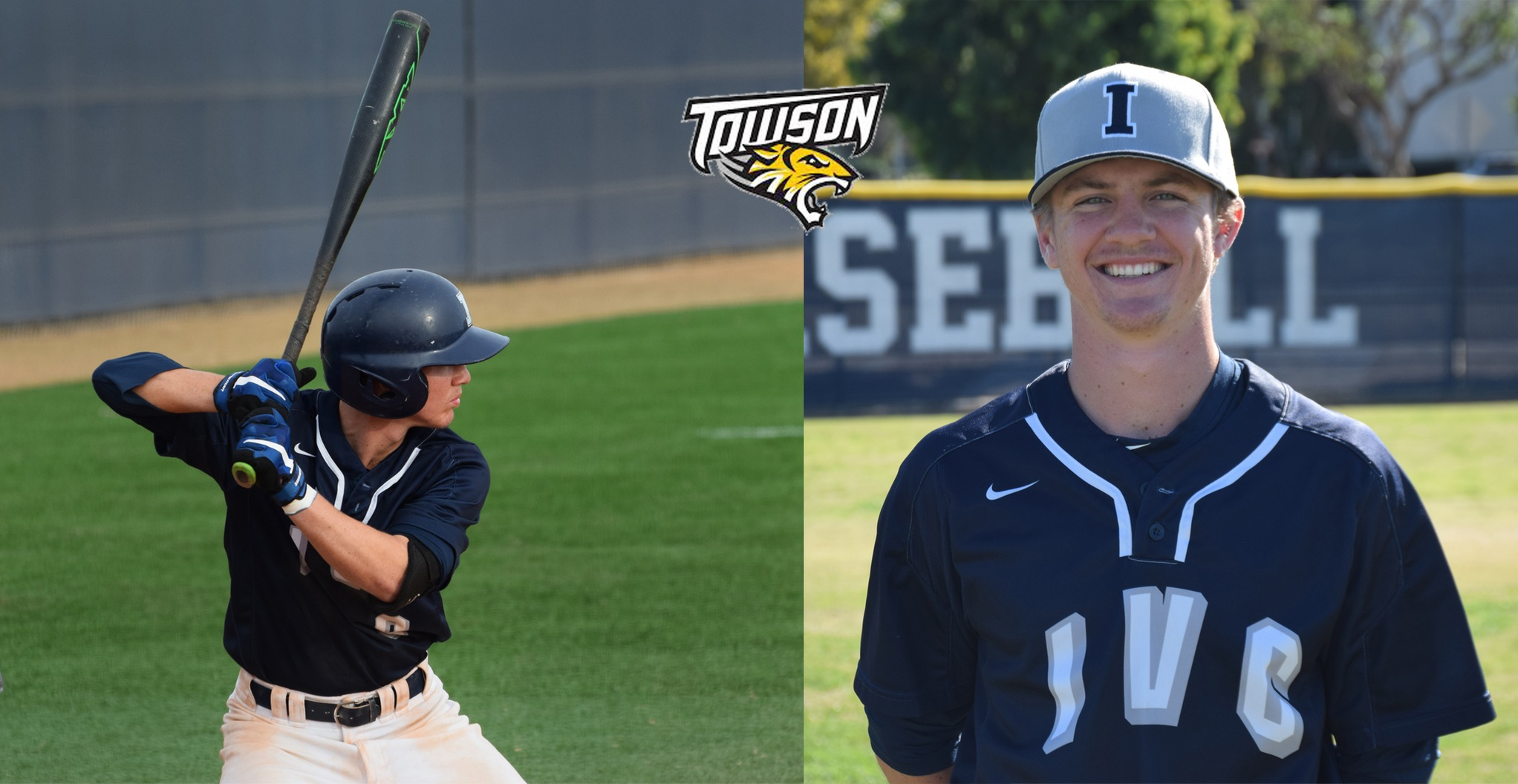 Sophomore infielder Colin Conroy headed to Towson State