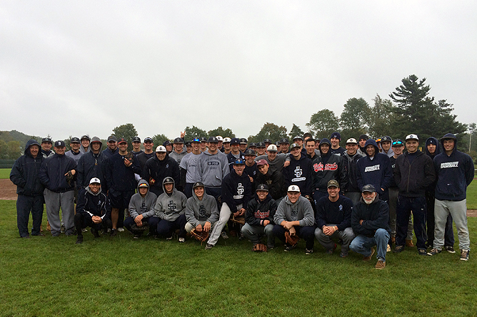 Behrend Baseball Alumni Weekend