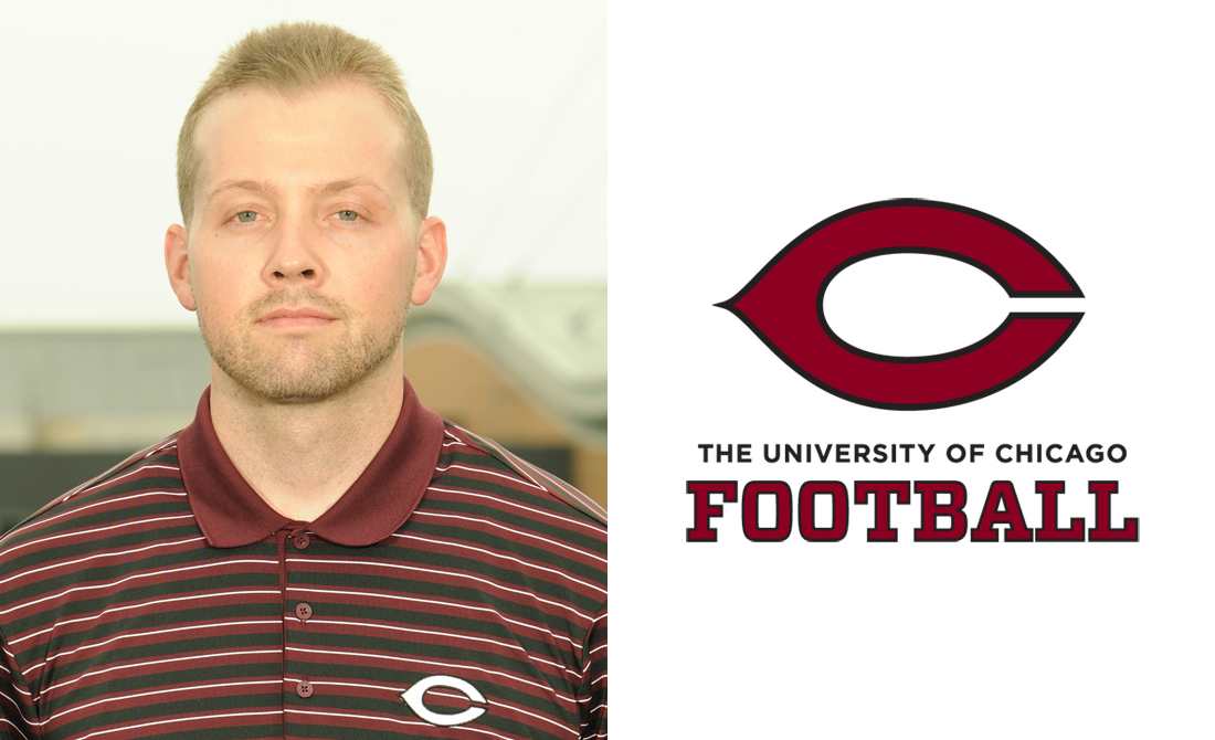 UChicago Football Hires Jon Davidson as Defensive Backs Coach