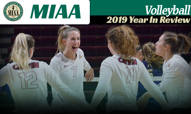 2019 MIAA Year In Review - Volleyball
