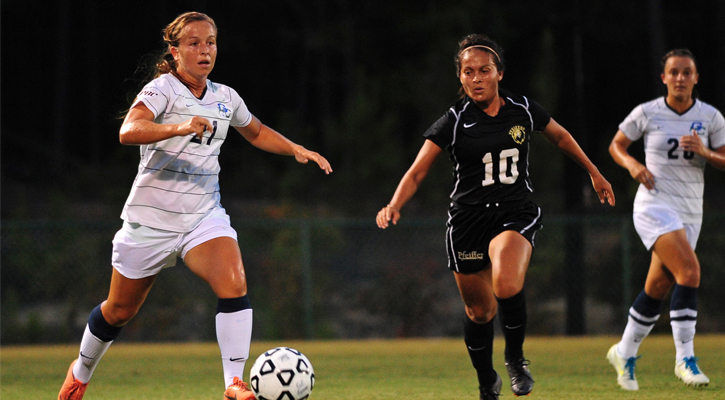 GC Soccer and Clayton State Draw After Double OT