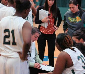 Bloomfield Women Ease Past Felician