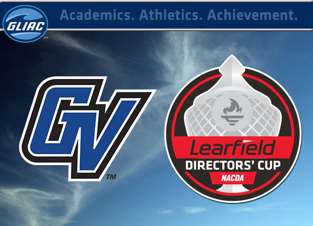 Grand Valley State Captures Third Straight Learfield Sports Directors' Cup