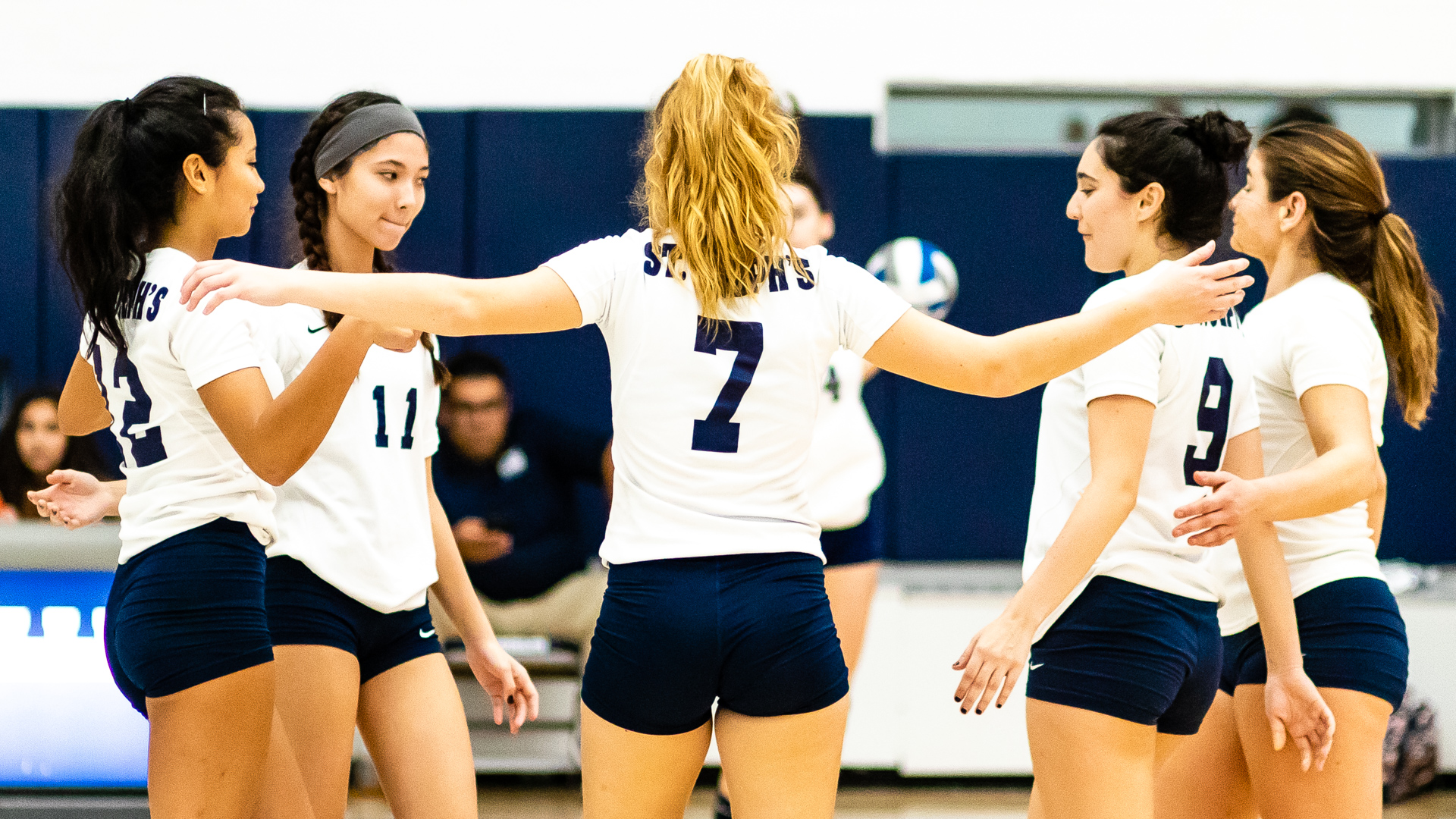 Women's Volleyball Streak Ends at Five as Season Ends in Skyline First Round to SJC Long Island