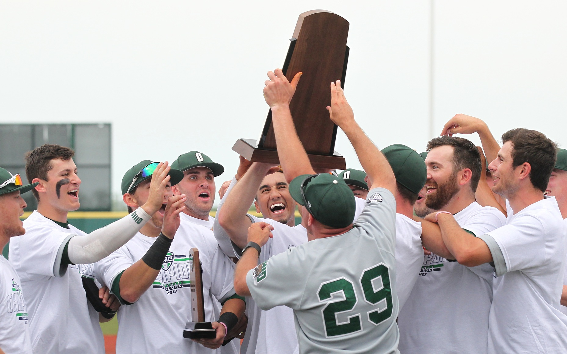 Ohio Baseball To Hold Ring Ceremony, Alumni Game On Saturday