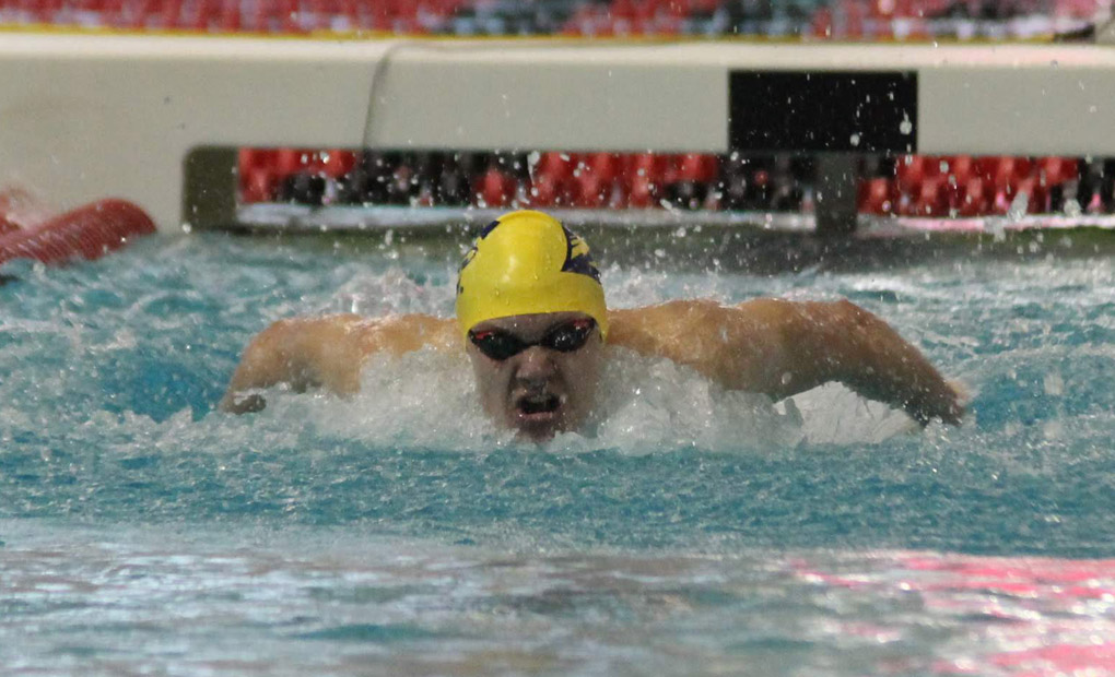 Eagle Swimmers Compete at Auburn Invitational