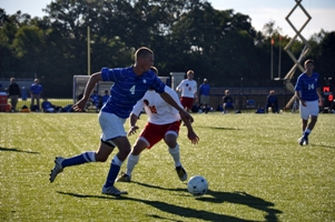 CUW booters manhandle Simpson 6-0