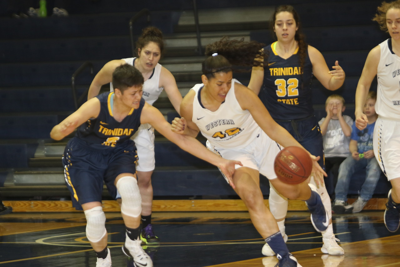 WNCC women top Trinidad