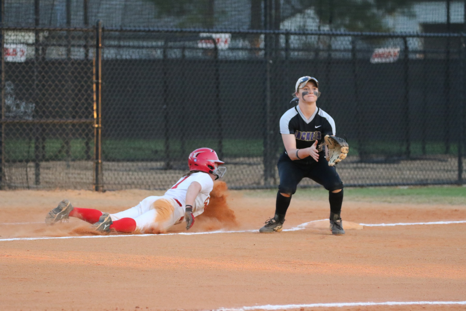 Softball Falls in Tough HCAC Battle