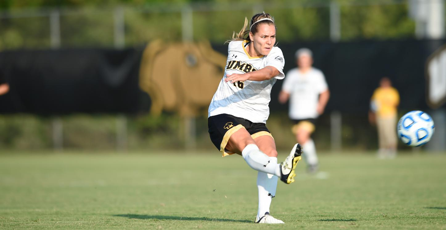 UMBC Women's Soccer Travels to Maine on Sunday