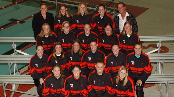 2004-05 Wittenberg Women's Swimming and Diving