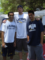 Gaucho Teams Take Part in Annual Santa Barbara Children's Festival