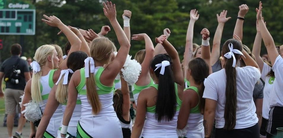 Cheerleading to Host Recruitment Clinic on Jan. 5