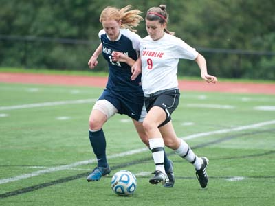 Orgill's early goal proves to be enough for CUA in 1-0 win