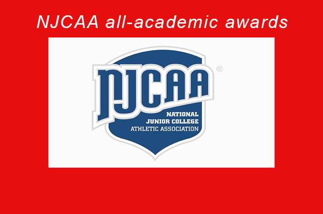 ACCAC has banner year in NJCAA academic awards
