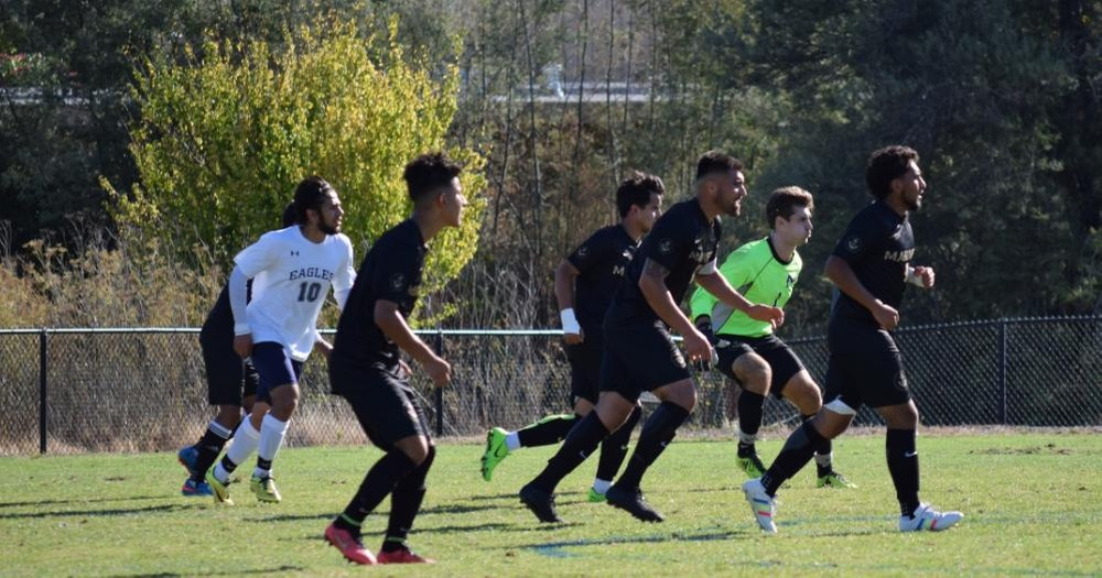 College of Marin Men's Soccer Falls To Napa Valley College 3-0