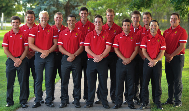 Ferris State Men's Golf Cards 297 Score In First Round At GLIAC Championships