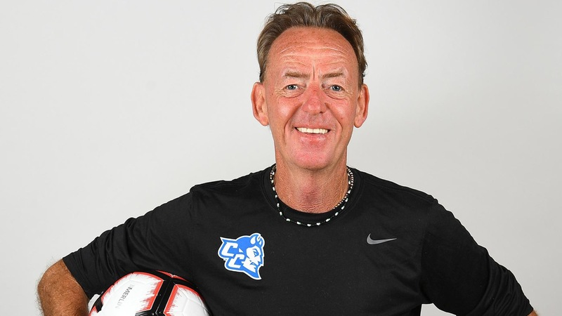 Shaun Green Announces His Retirement From Coaching the Blue Devils Men's Soccer Program